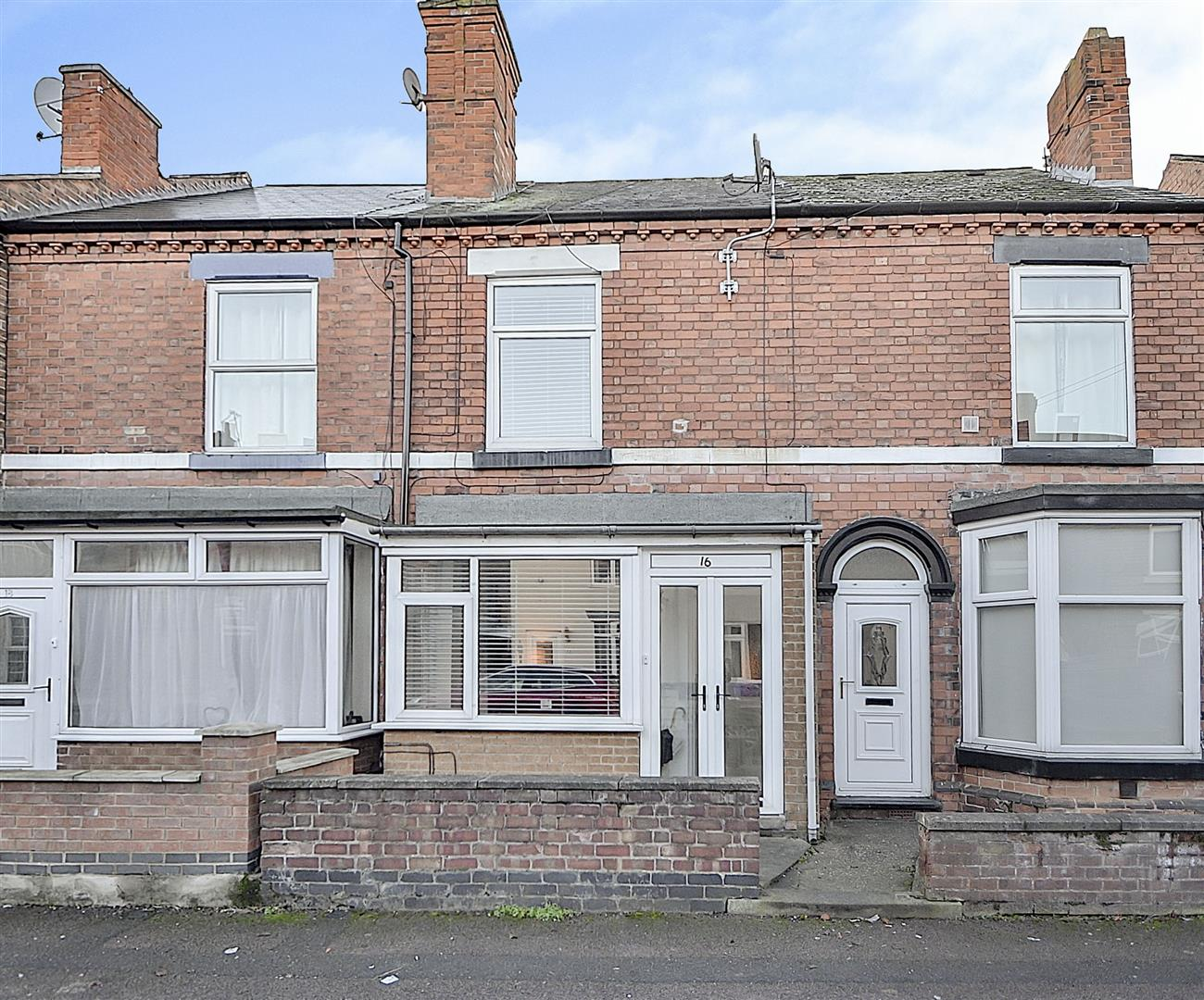 2 Bedrooms Terraced House for sale in Gladstone Street, Long Eaton